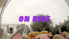 OKI DOKI - Junior Coaster - On Ride - Bobbejaanland - HD