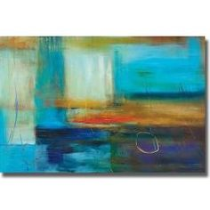 Penny Peterson 'In Your Dreams' Canvas Art