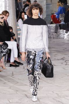 Loewe | A SILVER LINING | Spring 2016 Trend Report