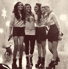 Jesy looks almost the same haha. Jade looks the most different I think.