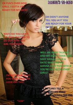 Rachel's TG Captions
