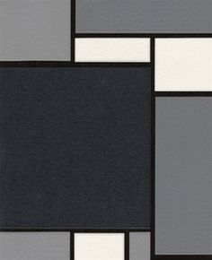 """Geo Wallpaper in Black and White Print by Graham & Brown This designer wallpaper is a retro """"Mondrian"""" style tile effect in bold colours. Available inblack and"""