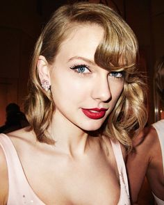 Taylor Swift Taken by Mario Testino // Met Gala 2014