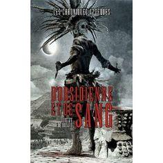 D'obsidienne et de sang (Servant of the Underworld) by Aliette de Bodard, Eclipse Biblioteque Interdite, France, 2011