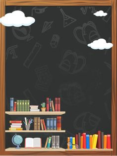 Green Minimalistic Blackboard Book World Reading Day Poster Background Powerpoint Background Design, Poster Background Design, Book Background, Background Images, Chalkboard Background, World Reading Day, Graffiti Books, Plan Image, Reading Posters