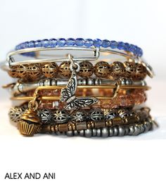 Win your wrist list! I would love to give and receive Alex and Ani Jewelry. I already have one piece would love to add to my collection!