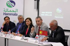 Presentación Proyecto Hammala-Puerto-de-Motril - Cámara Comercio de Granada -Cámara Comercio de Nador