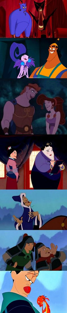 Face-swapping Disney characters... - The Meta Picture