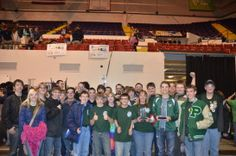Robotics Team Wins Rookie Award - Port Washington-Saukville, WI Patch