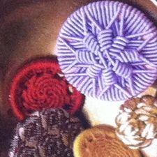 Heirloom buttons