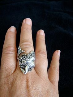 mermaid ring?