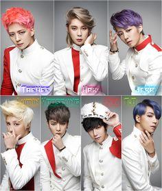 K-Pop Lyric Stop: M.pire (엠파이어) Lyrics