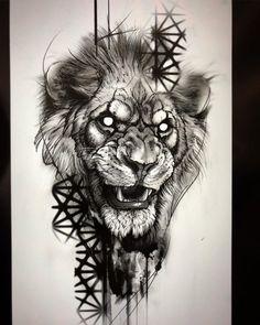Lion Head Tattoos, Tiger Tattoo, Tribal Tattoos, Horse Tattoos, Tattoos Skull, Celtic Tattoos, Lion Tattoo Sleeves, Sleeve Tattoos, Lion Tattoo Design