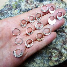 Last bunch of #septum rings before the weekend  HAVE AN AMAZING ONE  GO PARTY