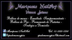 #Mariposas NailArt, espacio de #relax y #belleza en #Lanus Nailart, Relax, Arabic Calligraphy, Math Equations, Enamels, Eyelash Perm, Butterflies, Space, Beauty