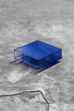 For Sale on - This coffee table is made of laminated glass in blue color. Size and color are customizable upon request. Studio Buzao is an experimental design studio. Mosaic Coffee Table, Round Wood Coffee Table, Rustic Coffee Tables, Coffe Table, Coffee Table Design, Glass Furniture, Design Furniture, Home Decor Furniture, Table Furniture