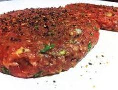 Hamburguer de carne caseiro - iDicas