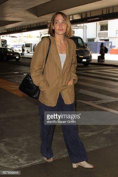 Celebrity Sightings In Los Angeles - August 29, 2016 : News Photo