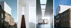 Victoria Miro Space, 2006 - Claudio Silvestrin Architects