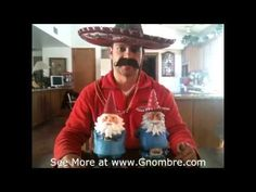 Gnombre is A popular guy.    As my Cousin Fernando said:  Some of us are Mexi-can'ts and some are Mexi-CANS. So proud of my AZ cousins.  http://www.kickstarter.com/projects/1240418659/gnombre-the-lovable-hispanic-garden-gnome/posts/179427?ref=email&show_token=5105021e5a239444