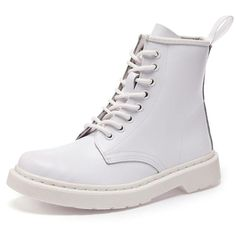 White Ankle Boots, Ankle Shoes, Leather Ankle Boots, Big Shoes, Black Platform Boots, Cow Leather, Low Heel Boots, Shoe Boots, Women's Boots
