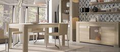 Madras Latte Oak & Champagne Furniture