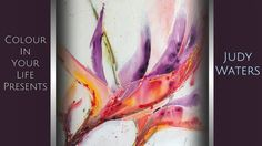 Judy Waters treats Colour In Your Life to another vibrant and passionate episode that shows the world exactly how she creates these amazing and fun works. Su...