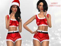 Puresim's Christmas Outfit