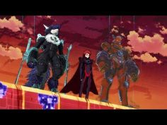 Digimon universe appli monsters #48 - Deusmon - YouTube