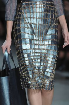Paco Rabanne SS 2012 RTW  WOW, WHAT WAS I THINKING I NEED THIS SKIRT IN MY LIFE!!!!!! :-)