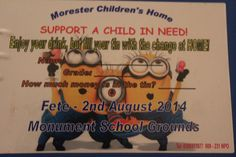 Morester Child and Youth Care Centre Children In Need, Kids House, Centre, Youth, Logos, Random, School, Board, Logo