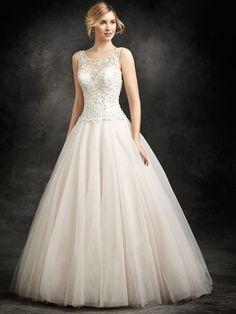 Ella Rosa Style BE240 Alexis Kay Designs Bridal  Formal Wear 128 E. Lincoln Hwy Dekalb IL 60115 www.alexiskaydesigns.com