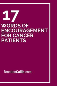 Being diagnosed with cancer can bring about many negative mindsets associated with the upcoming physical and mental strain that you will be undergoing through your battle. Sharing some words of encouragement for cancer patients will Quotes For Cancer Patients, Cancer Quotes, Be Patient Quotes, Breast Cancer Cards, Cancer Care Package, Words Of Support, Positiv Quotes, Chemo Care, Cards