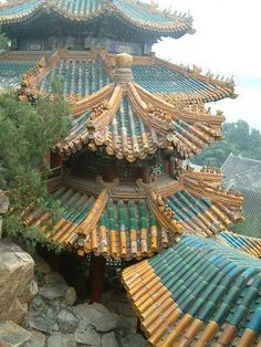 Summer Palace, Beijing China Photo by Les Butcher: Beijing China, Places To Travel, Places To See, Asian Architecture, Architecture Office, Futuristic Architecture, Office Buildings, Ancient Architecture, Peking
