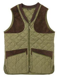 Barbour Keeperwear Gilet #Barbour #stpatricksday #bestinthecountry