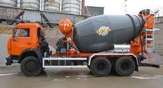 Cifa - Italy - HDA7 mixer truck