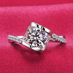 70ef4d235901c 82 Best Promise Ring For Her images in 2018 | Princess cut, Promise ...