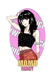 Twice Fanart, Kpop Posters, Twice Kpop, Hirai Momo, Asia Girl, Nayeon, Traditional Art, Kpop Girls, Divas