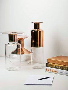 Vasos de Decoração Transparenste