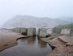 Newburgh, Aberdeenshire, Scotland, 2012  Photo by Marc Wilson.  Remains of WW2 coastal defences
