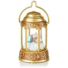 2014 Santas Magic Lantern Ornament