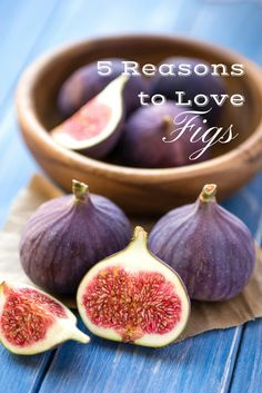 Figs are about to be your favorite fruit, and not just because they're so yummy.