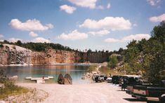 Travel   Alabama   Abandoned Alabama   Abandoned Places   Abandoned Quarry   Creepy   Scary