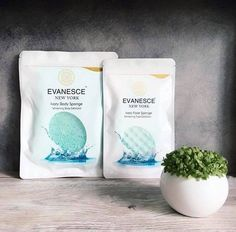 Amazing Sponge exfoliate and whitening your skin instantly