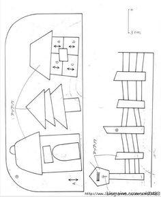 Мобильный LiveInternet Сумки,косметички с домиками   Marguwa - Дневник Marguwa  