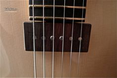 Applegate Archtop wood cover P90 neck pickup