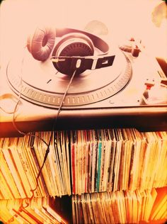 Put your records on. Tell me what's your favorite song.