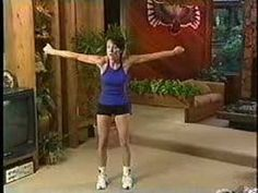 ▶ Arms Sequence from T-Tapp, great arms no weights needed. - YouTube