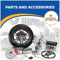 Our Savannah store is fully stocked with parts and accessories for all your driving needs.  #kirkmotors #Napa #tools #parts #caymanislands