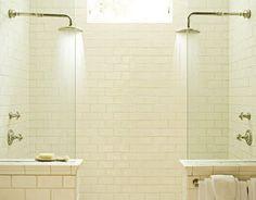 Doble ducha baño ppal.